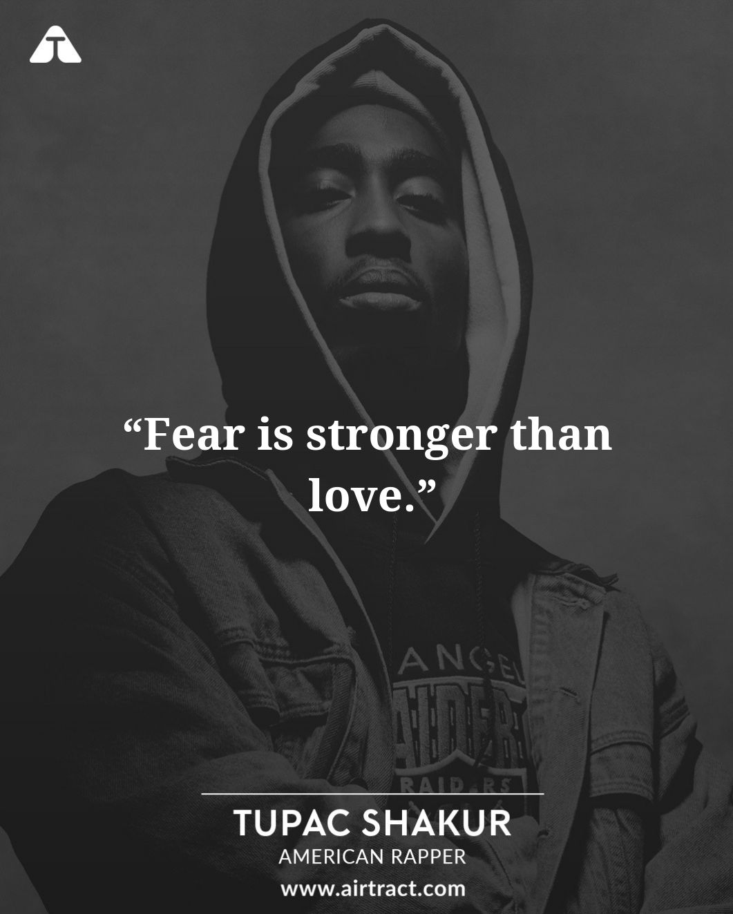 20 Tupac Shakur Quotes about Life, Love, Friends   AirTract