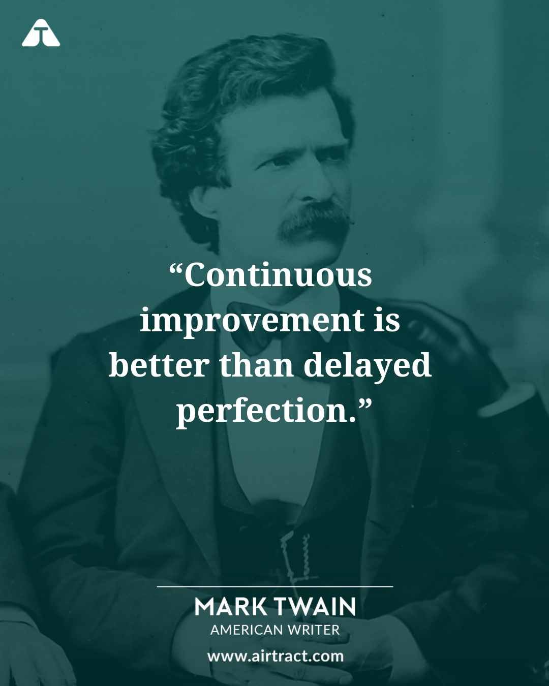 Top 20 Inspirational Mark Twain Quotes And Sayings | AirTract