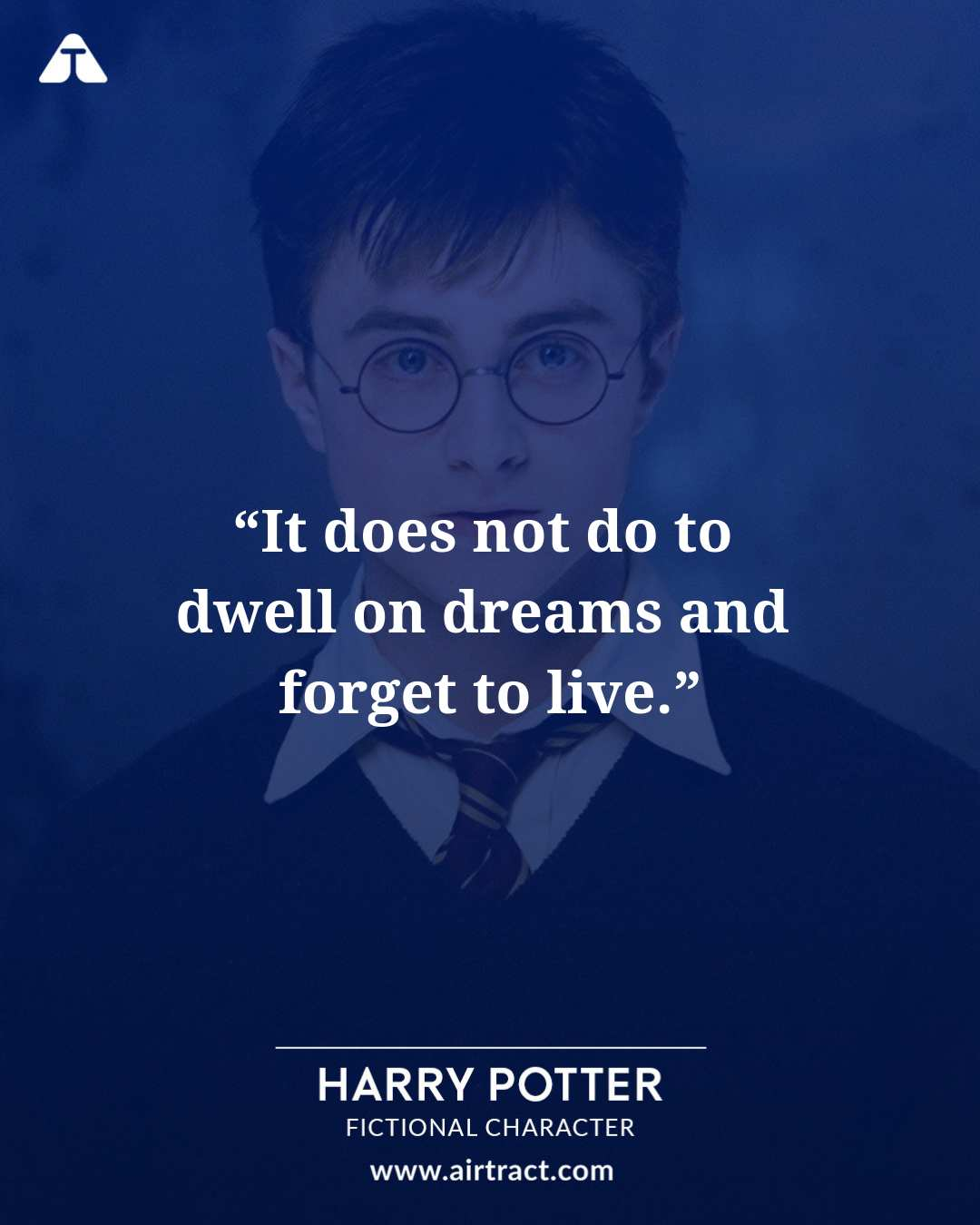 14 Inspiring Harry Potter Quotes We Ll Never Forget Airtract