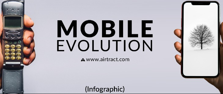 Mobile Evolution (Infographic)