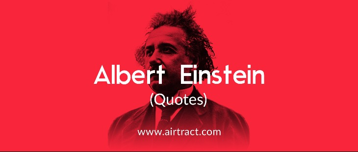 Top 20 Albert Einstein Quotes That Will Inspire You Airtract