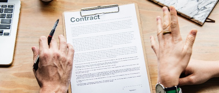 Help is here: How to get out of a contract!