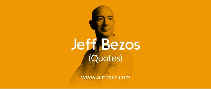 Top 20 Jeff Bezos Quotes On Innovation And Commerce