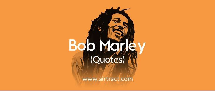 bob marley quotes on life peace and happiness airtract